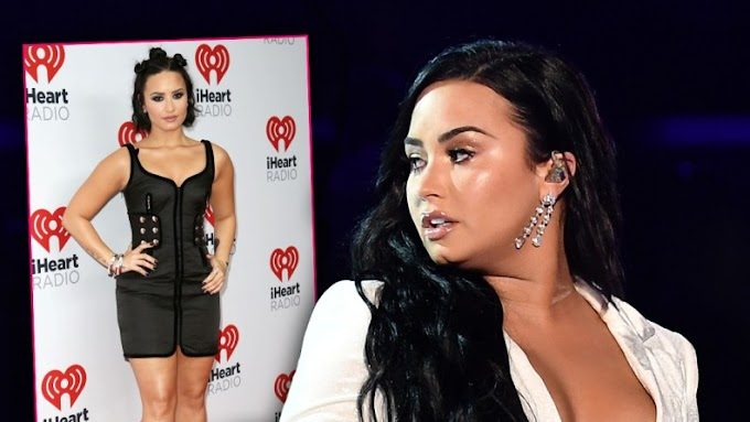 Shock Confession: Demi Lovato Reveals Eating Disorder Led To Her Near-Fatal Overdose