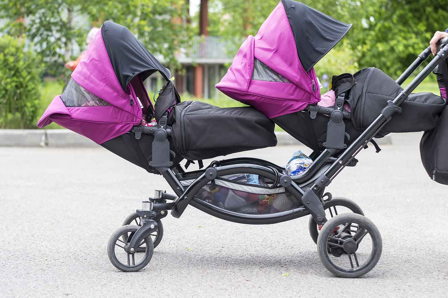 The Must-Have Baby Gear for Twins