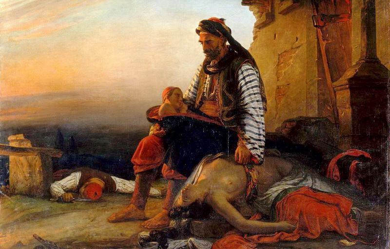 1η Σεπτεμβρίου 1821: Το Ολοκαύτωμα της Σαμοθράκης