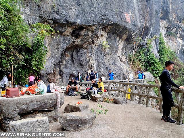 Mt. Pamitinan cave