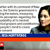 MUST WATCH : HONTIVEROS, KINO-CONDITION DAW NG PALASYO ANG MARCOS DEAL AT TERM NI PRRD? PRANING!!!