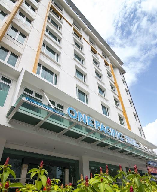 One Pacific Hotel & Apartments Penang, #JJCMPenang Day 1: One Pacific Hotel & Apartments Penang, Tempat menarik di Pulau Pinang, Tempat menarik di Penang, Tempat makan best di Penang, Tempat makan menarik di Penang