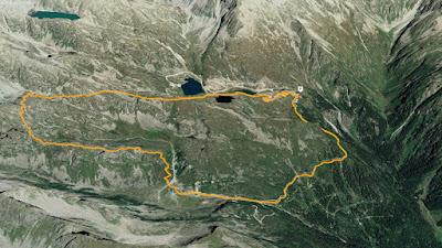 GPS laghi di cornisello