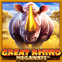 Great Rhino Megaways ONLINE138