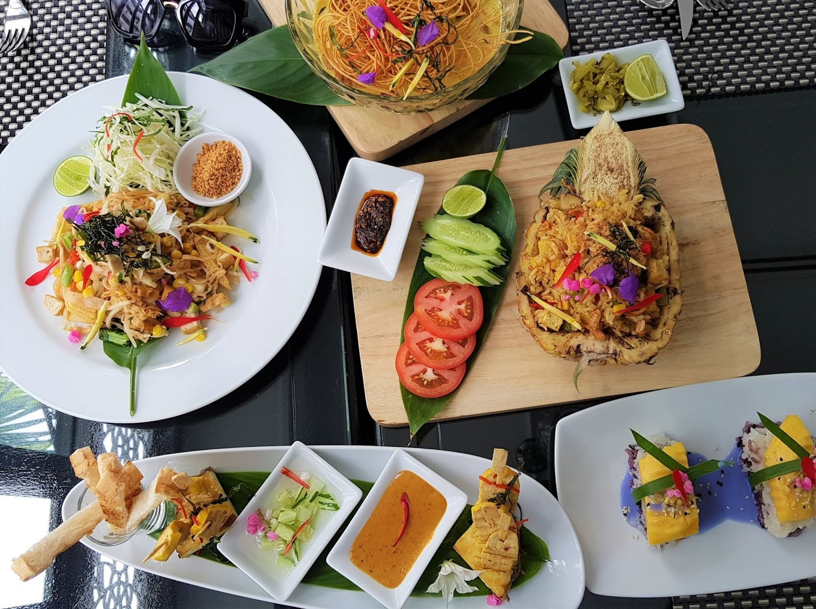 Vegan food in Chiang Mai - Vegan travel guide - Responsible traveler