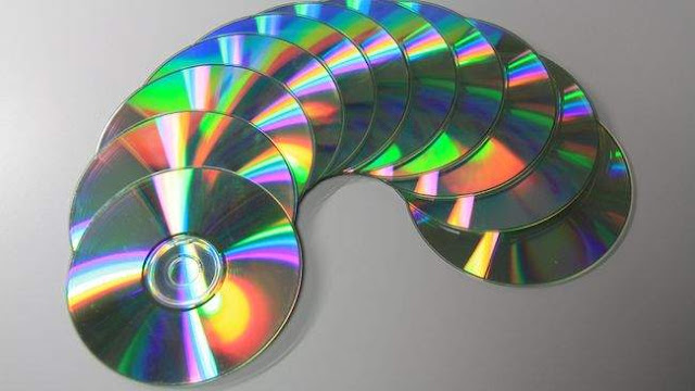 Input Device CD (Compact Disk)