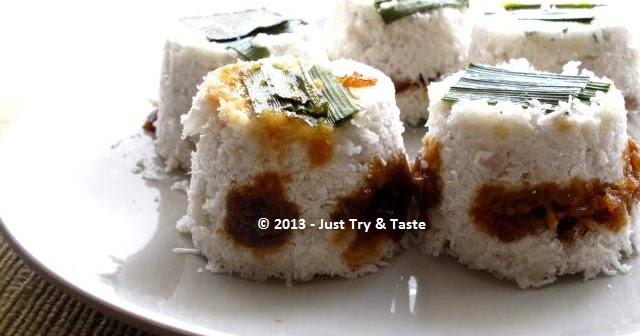 Resep Kue Bangkit Jtt: Kue Tepung Beras Isi Gula Merah