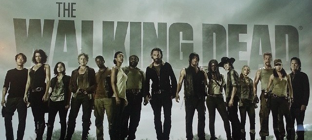 Serie The Walking Dead é renovada