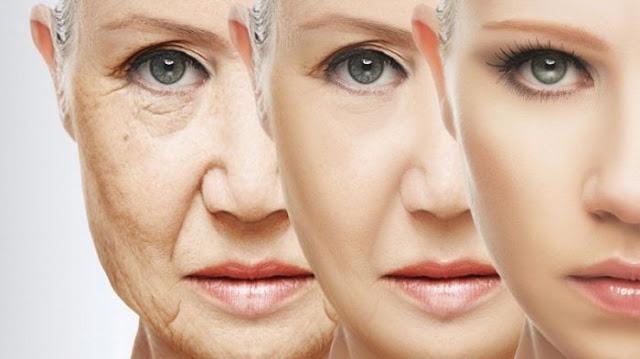 6 Hal Penyebab Tua Sebelum Waktunya