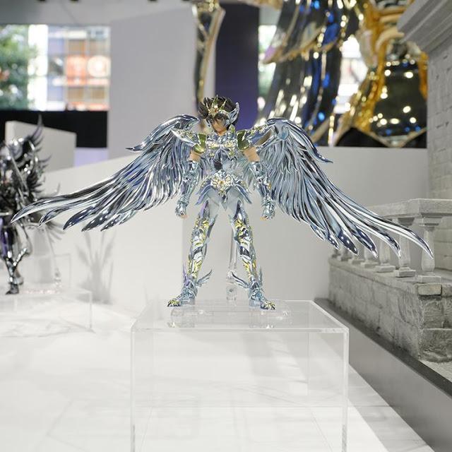 Myth Cloth EX Seiya de Pegaso God Cloth