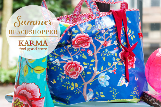 5504b386d4b KARMA feel good store: Gratis PiP Studio Strandtas