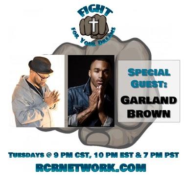 Special Guest Garland Brown