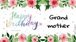 Birthday Wishes for Grandma's 60th Birthday