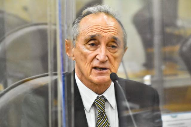 Getúlio Rêgo destaca preocupação com a saúde pública do RN