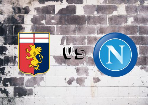 Genoa vs Napoli  Resumen