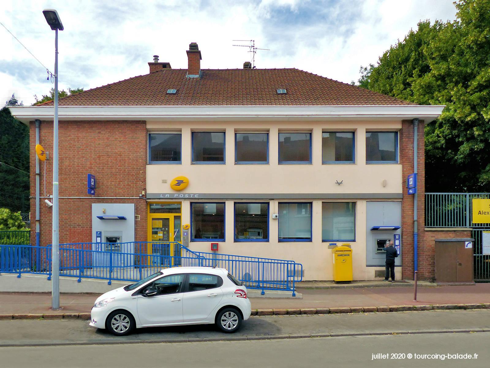 La Poste Croix-Rouge, Tourcoing 2020