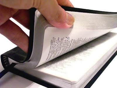Informações interessantes da Bíblia