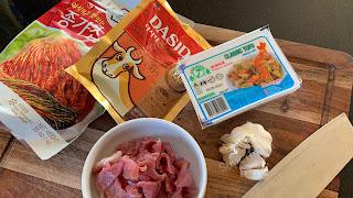 วิธีการทำกิมจิซุป ซุปกิมจิ