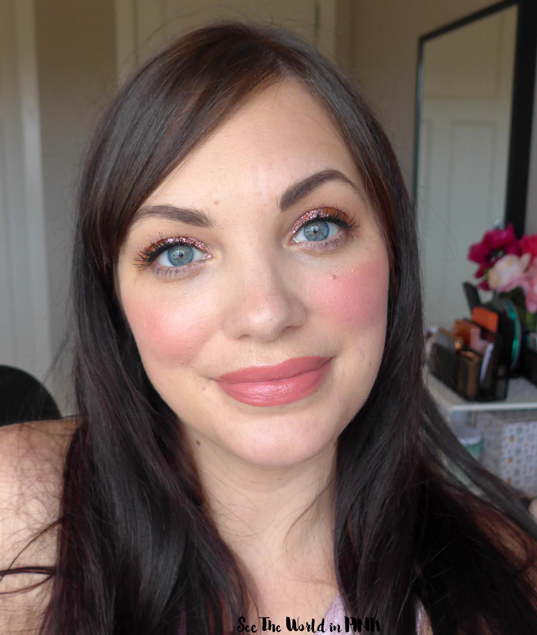 Danessa Myricks Beauty - Colorfix Cream Pigment and Vision Flush Try-on and Thoughts