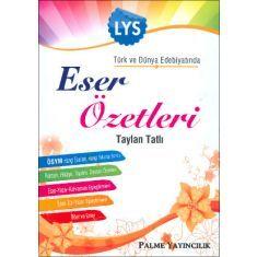 Palme LYS Türk ve Dünya Edebiyatında Eser Özetleri