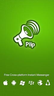 تحميل تطبيق Piip Messenger