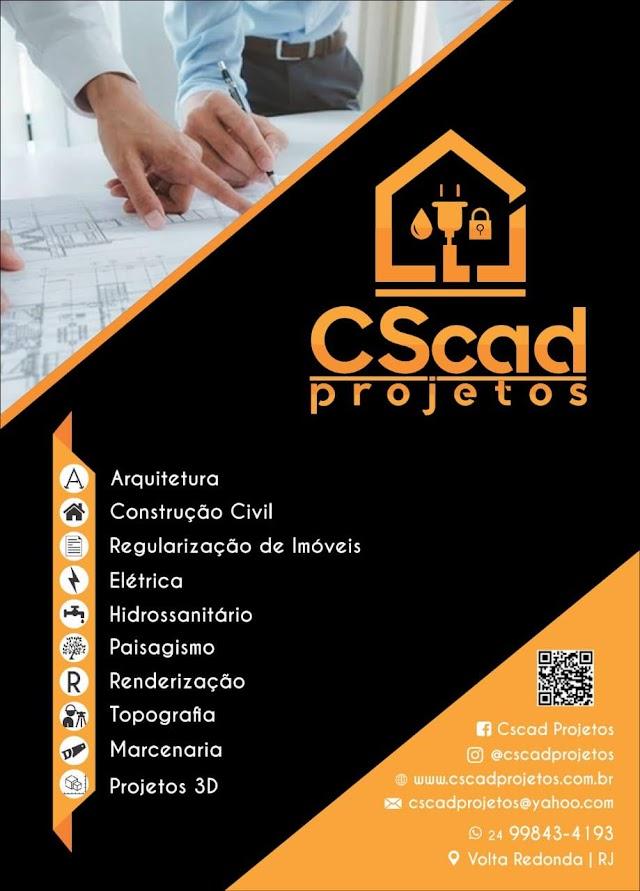 Conheça a CScad Projetos