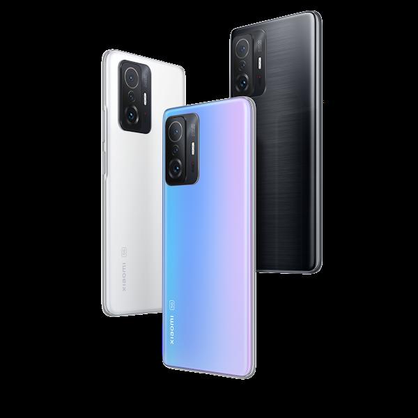 Xiaomi 11T e 11T Pro são oficiais