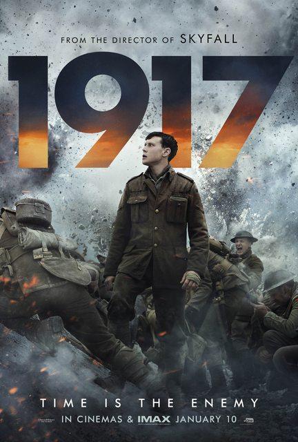 1917 2019 720p BluRay