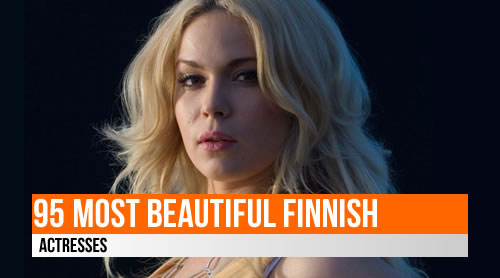 LIST: 95 Most Beautiful Finnish Actresses