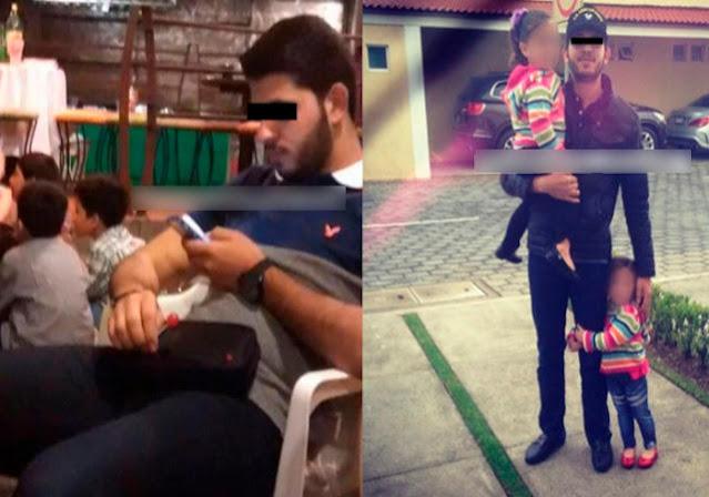 Las fotografías filtradas  Edgar Coronel Aispuro del Cártel de Sinaloa