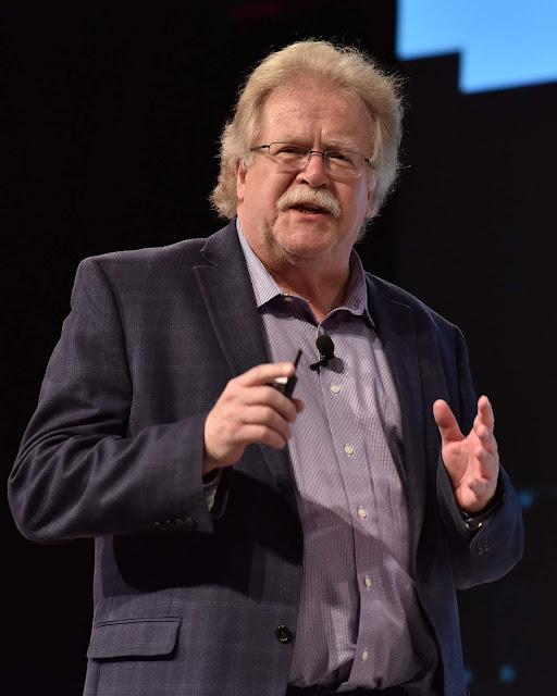 Reinhard Fischer - vice-presidente sênior de estratégia do Grupo Volkswagen da América