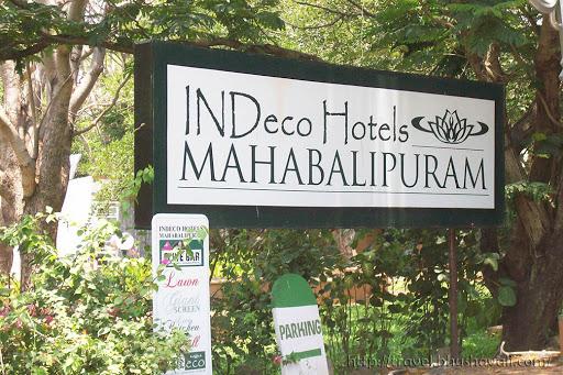 INDeco Mamallapuram Best resorts Mahabalipuram