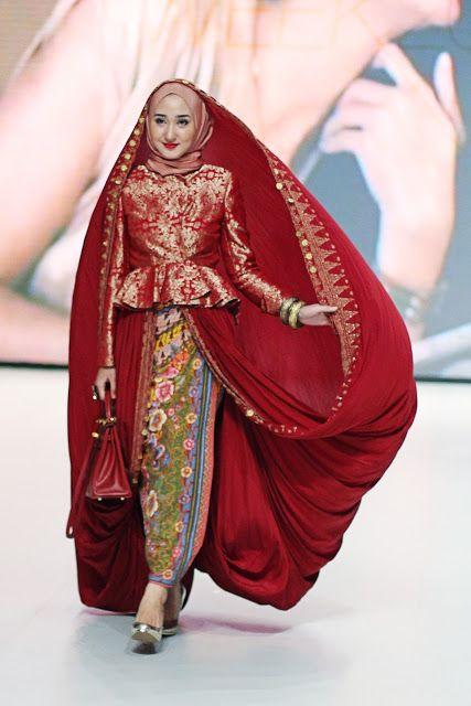 Model Baju Batik Dress Dian Pelangi