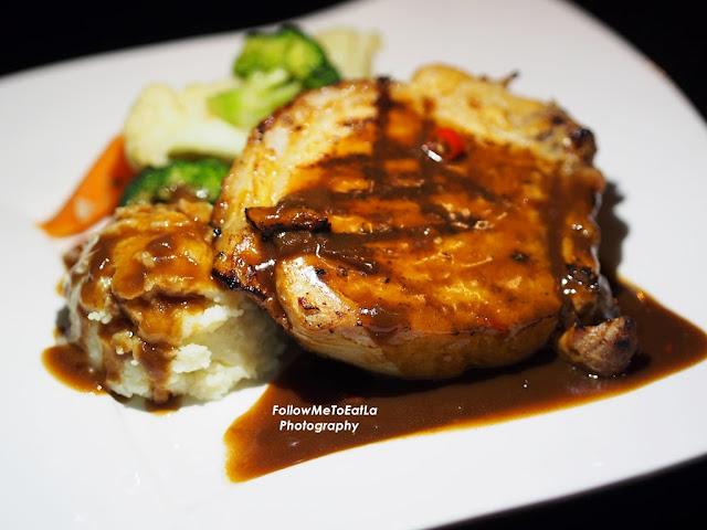 AfterWerk Pork Chop  RM 32