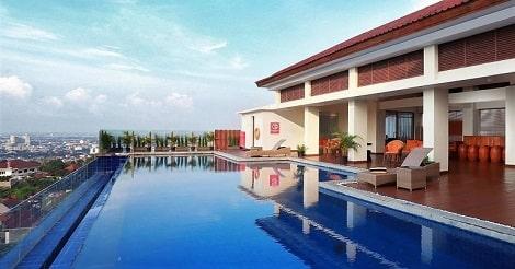 Salah Satu Hotel di Semarang