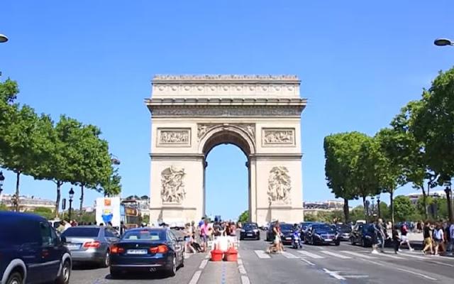 Top 10 Atracciones Turisticas en Paris