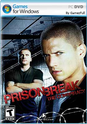Prison Break The Conspiracy PC [Full] Español [MEGA]