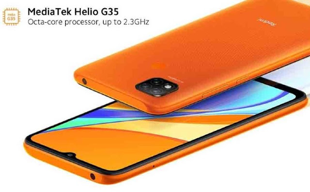 Redmi 9C Chipset