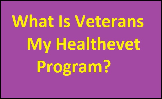 what-is-veterans-my-healthevet-program