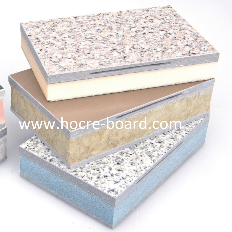 Hocreboard Building Materials: Exterior wall heat insulation wall