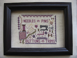 Needles and Pins Buttons and Trims