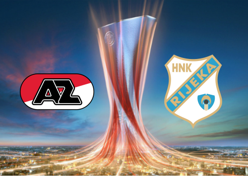 AZ vs Rijeka -Highlights 29 October 2020