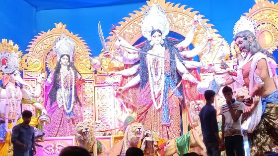 images for Durga maa