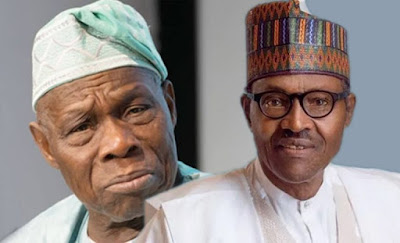 Latest Letter:Buhari Replies Olusegun Obasanjo