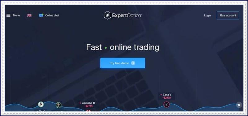 Мошеннический сайт expertoption.com – Отзывы? Компания ExpertOption мошенники! Информация
