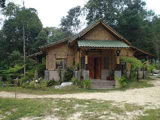bamboo style house 13