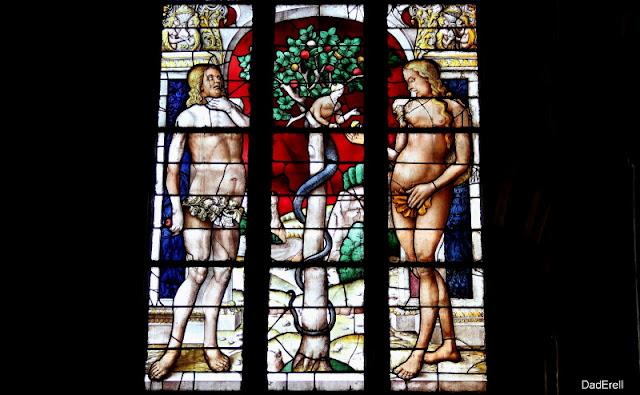 Vitrail de la cathédrale Sainte-Marie, Auch