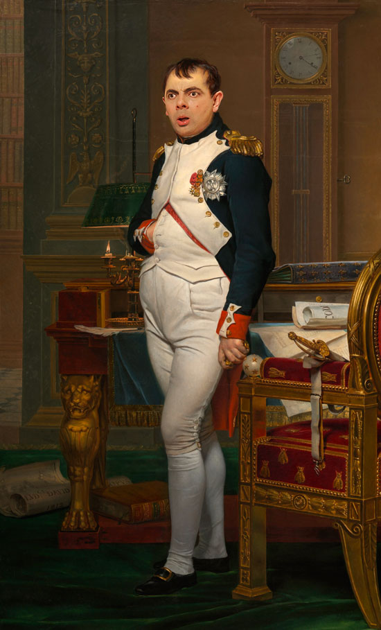 Napoleon Beanaparte