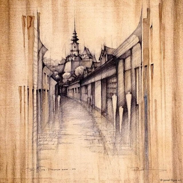 05-City-In-Slovakia-Pavel-Filgas-Urban-Drawings-Architecture-on-our-Streets-www-designstack-co