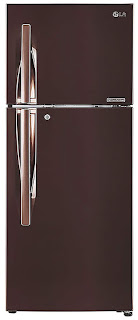 LG 260 L 3 Star Inverter Linear Frost-Free Double-Door Refrigerator